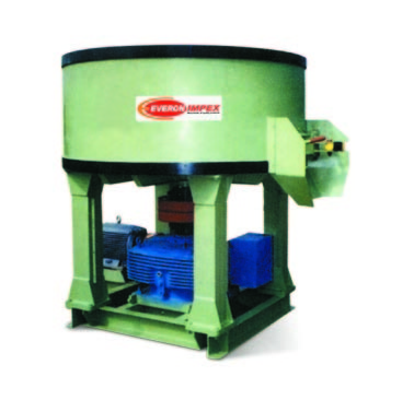 Pan Concrete Mixer Machine