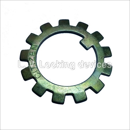 Star Locking Washers