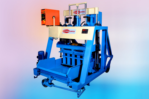 Heavy Duty Solid Bricks Making Machine
