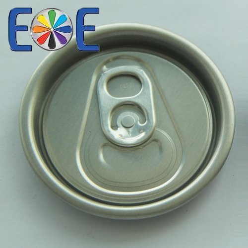 Pet can lid for beverage