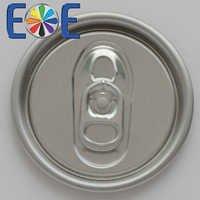 Pet beverage can lid