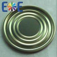 tinplate easy open bottom lid