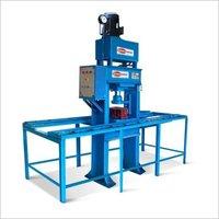 Hydraulic paver machine
