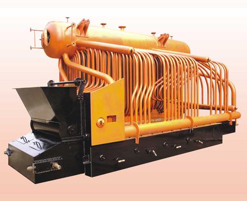Single Drum Water Tube Boiler