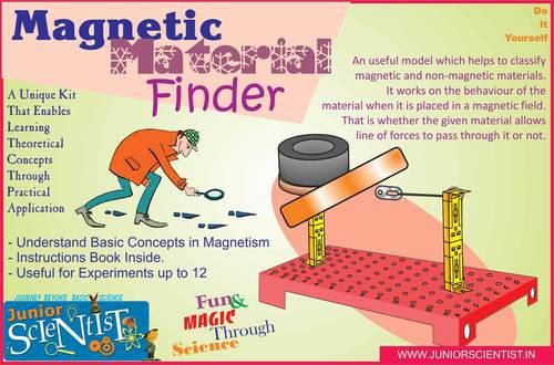 Magnetic Material Finder