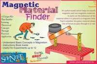 Magnetic Material Finder
