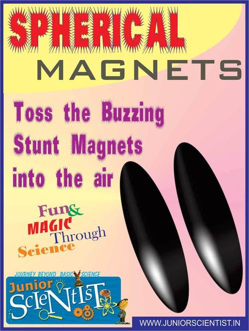 SPHERICAL MAGNETS