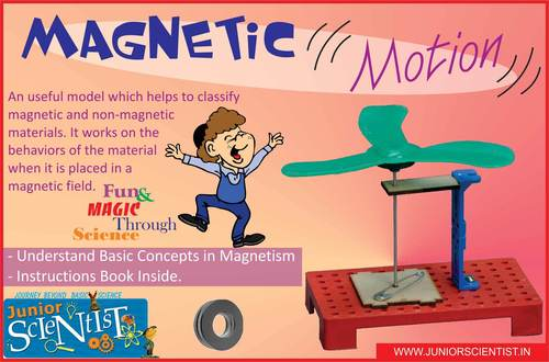 MAGNETIC MOTION