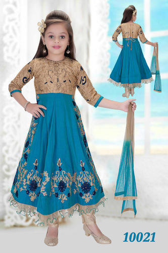 Kids Girls Exclusive Anarkalis