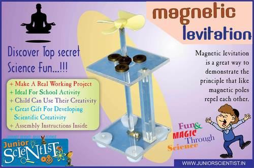 MAGNET LAVITATION (STANDING) - GIFT PACK