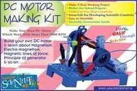 DC MOTOR MAKING KIT