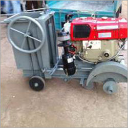 Concrete Groove Cutting Machines