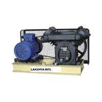 Reciprocating Piston Type Vacuum Pumps