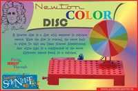 NEWTON COLOR DISC