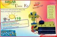 SOLAR ENERGY DEMO KIT