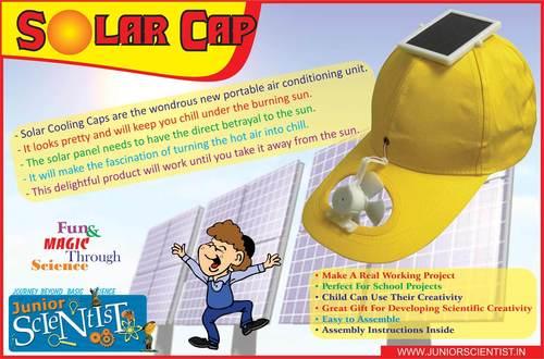 SOLAR COOL CAP