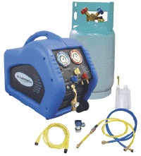 Complete Refrigerant Recovery System