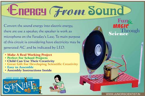 ENERGY FROM SOUND