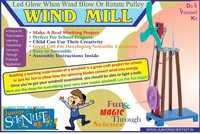 Wind mill DIY/DEMO kit