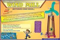 WIND MILL MOTORISED
