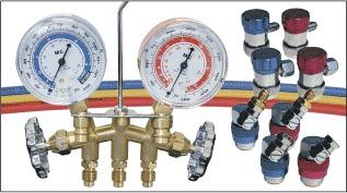 Refrigerant Gas Manifold