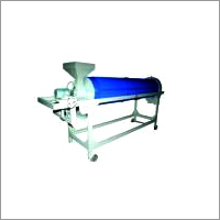 Rice Color Sorter Section