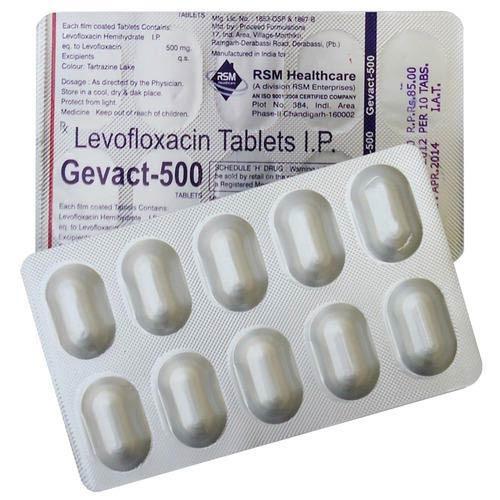 Generic Levaquin