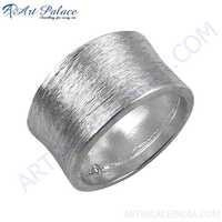 2013 New Style Plain Silver Ring, 925 Sterling Silver Jewelry