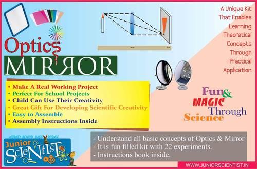 OPTICS & MIRROR (26 ACTIVITY)