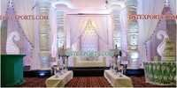 INDIAN WEDDING MEMORABLE STAGE