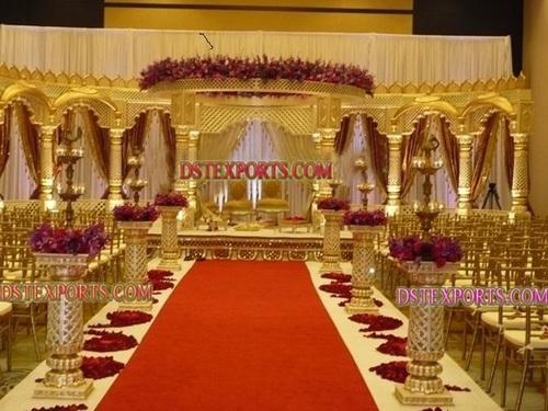 Indian Wedding Haveli Mandap