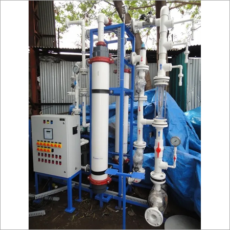 Skid Mounted Filtration Plant