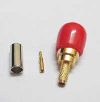 RP SMA (F) For Rg 316 Connector
