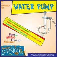 WATER PUMP (2 TYPE OF PUMPS)