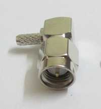 SMA (F) R/A For Rg 316 Connector
