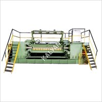 LOG   PEELING   LATHE   MACHINE HYDRAULIC - PNEUMATIC OPERATIVE