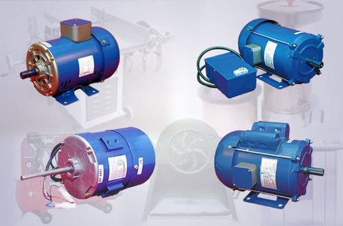 SINGLE PAHSE MOTORS