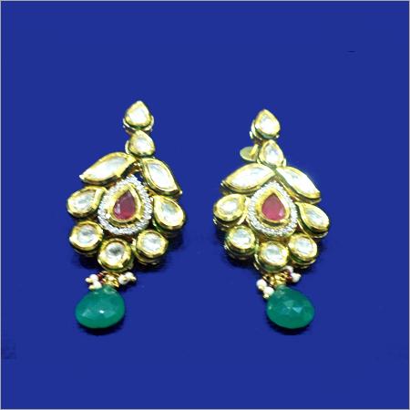 Antique Designer Earring