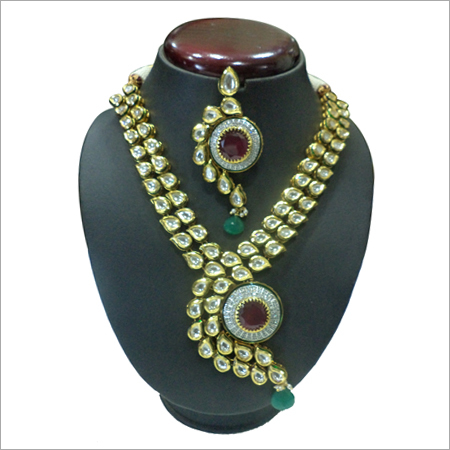 Imitation Pearl Necklaces