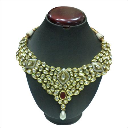Imitation Gold Necklace