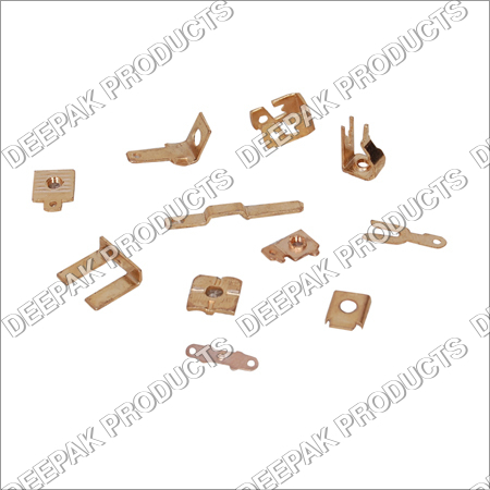 Brass Sheet Parts