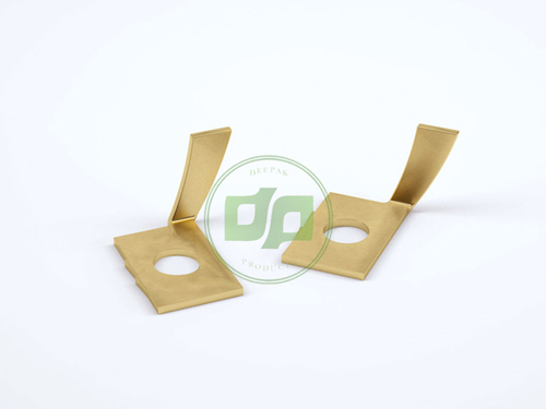 Brass Sheet Forming Parts