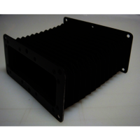 Rectangular Rubber Bellow