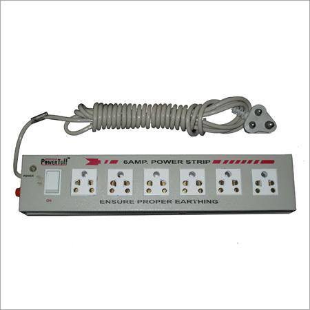 6 A 5+1 Metal Power Strip