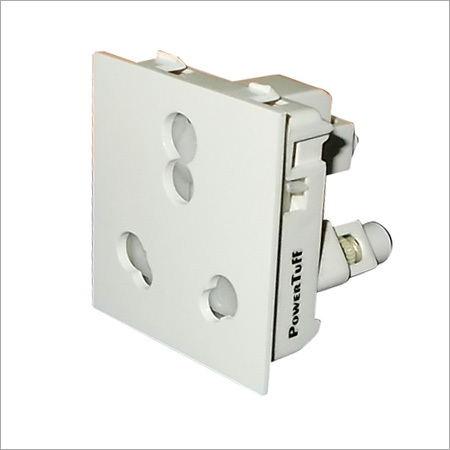 6 & 16 A Multi Socket With Shutter