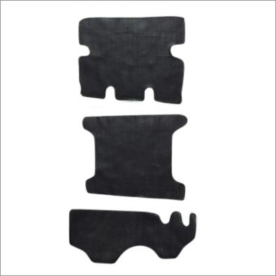 Car Rubber Foot Mat
