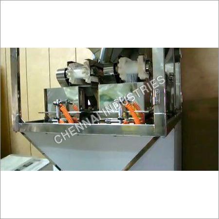Weigh Filler Conveyor Machine