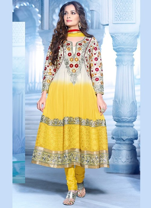 Indian churidar suits