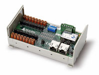 Input Module With Stretcher Function