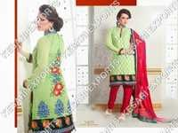chanderi Cotton dress material